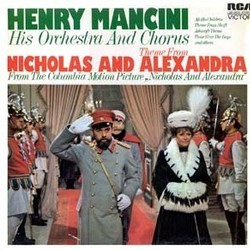Nicholas and Alexandra Soundtrack  (Various Artists) - Car�tula