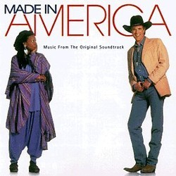 Made in America Soundtrack  (Various Artists) - Car�tula