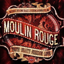 Moulin Rouge! Soundtrack (Various Artists) - Car�tula