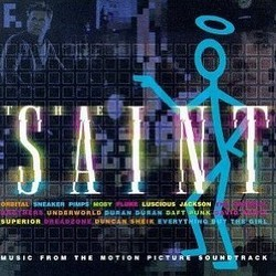 The Saint Soundtrack  (Various Artists) - Car�tula