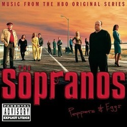 The Sopranos Soundtrack (Various Artists) - Car�tula