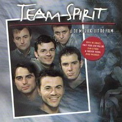 Team Spirit Soundtrack  (Various Artists) - Car�tula