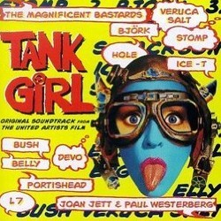 Tank Girl Soundtrack  (Various Artists) - Car�tula