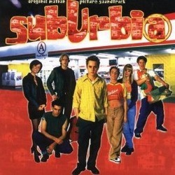 Suburbia Soundtrack  (Various Artists) - Car�tula