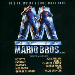 Super Mario Bros. Soundtrack (Various Artists) - Car�tula