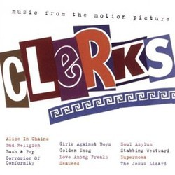Clerks Soundtrack  (Various Artists) - Car�tula