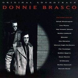 Donnie Brasco Soundtrack  (Various Artists, Patrick Doyle) - Car�tula