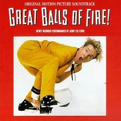 Great Balls of Fire! Soundtrack  (Various Artists) - Car�tula