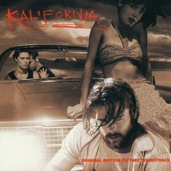 Kalifornia Soundtrack (Various Artists, Carter Burwell) - Car�tula
