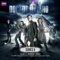 Doctor Who: Series 6 Soundtrack (Murray Gold) - Car�tula