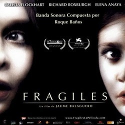 Fragiles Soundtrack (Roque Ba�os) - Car�tula