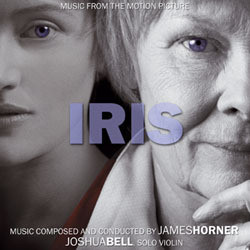 Iris Soundtrack (James Horner) - Car�tula