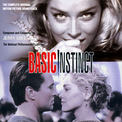Basic Instinct Soundtrack (Jerry Goldsmith) - Car�tula