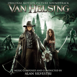 Van Helsing Soundtrack (Alan Silvestri) - Car�tula