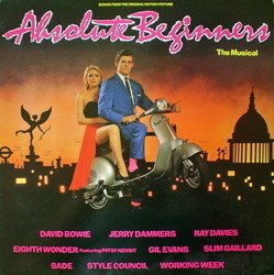 Absolute Beginners Soundtrack (Various Artists, Gil Evans) - Car�tula