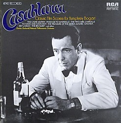 Casablanca Soundtrack (Various Artists) - Car�tula