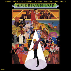 American Pop Soundtrack  (Various Artists) - Car�tula