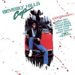 Beverly Hills Cop Soundtrack (Various Artists, Harold Faltermeyer) - Car�tula