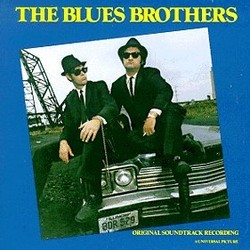 The Blues Brothers Soundtrack  (Various Artists) - Car�tula