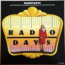 Radio Days Soundtrack (Various Artists) - Car�tula
