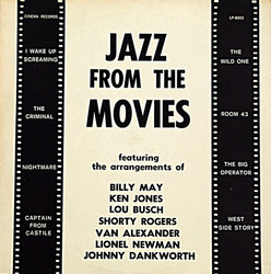 Jazz from the Movies Soundtrack (Various Artists) - Car�tula