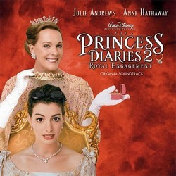 Princess Diaries 2: The Royal Engagement Soundtrack (Various Artists) - Car�tula