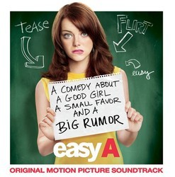 Easy A Soundtrack (Various Artists) - Car�tula