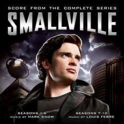 Smallville Soundtrack (Louis Febre, Mark Snow) - Car�tula