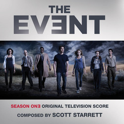 The Event Soundtrack (Scott Starrett) - Car�tula
