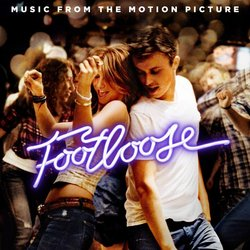 Footloose Soundtrack (Various Artists, Deborah Lurie) - Car�tula