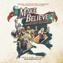 Make Believe Soundtrack (Various Artists, Lucas Vidal) - Car�tula