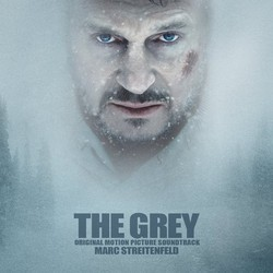 The Grey Soundtrack (Marc Streitenfeld) - Car�tula