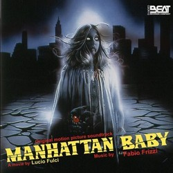 Manhattan Baby Soundtrack (Fabio Frizzi) - Car�tula