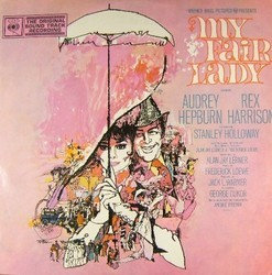 My Fair Lady Soundtrack (Frederick Loewe) - Car�tula