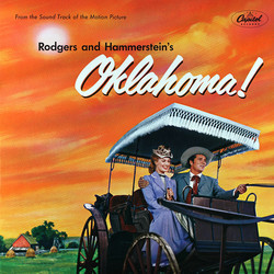 Oklahoma! Soundtrack  (Original Cast, Oscar Hammerstein, Richard Rodgers) - Car�tula