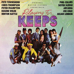 Playing for Keeps Soundtrack (Various Artists) - Car�tula