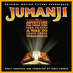 Jumanji Soundtrack (James Horner) - Car�tula