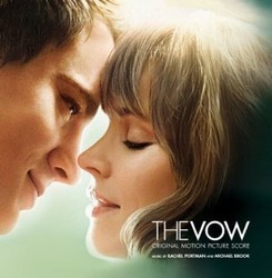 The Vow Soundtrack (Michael Brook, Rachel Portman) - Car�tula