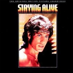 Staying Alive Soundtrack  (Bee Gees) - Car�tula