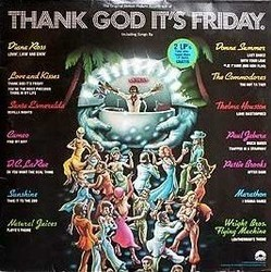 Thank god it's Friday. Soundtrack  (Various Artists) - Car�tula