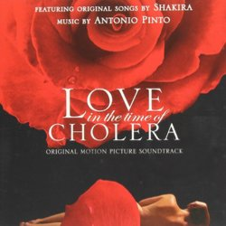 Love In The Time Of Cholera Soundtrack (Ant�nio Pinto) - Car�tula