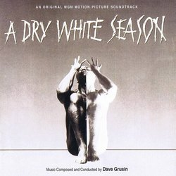 A Dry White Season Soundtrack  (Dave Grusin) - Car�tula