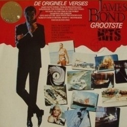 James Bond Grootste Hits Soundtrack  (Various Artists, John Barry, Marvin Hamlisch) - Car�tula