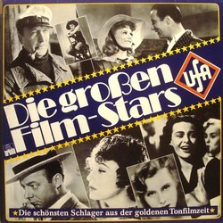 Die Grossen Film-Stars Soundtrack (Various Artists) - Car�tula