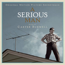 A Serious man Soundtrack (Carter Burwell) - Car�tula