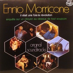 Ennio Morricone: Original Soundtracks Soundtrack (Ennio Morricone) - Car�tula