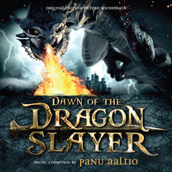 Dawn of the Dragonslayer Soundtrack (Panu Aaltio) - Car�tula