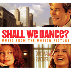 Shall We Dance? Soundtrack (Various Artists, Gabriel Yared) - Car�tula