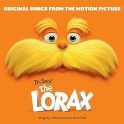Dr. Seuss' The Lorax Soundtrack (Various Artists) - Car�tula