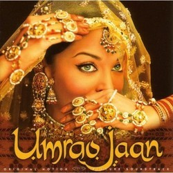 Umrao Jaan Soundtrack (Various Artists) - Car�tula